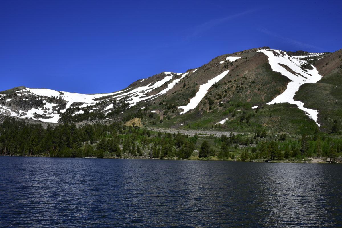 Red Lake  -  Red Lake Wildlife Area, California