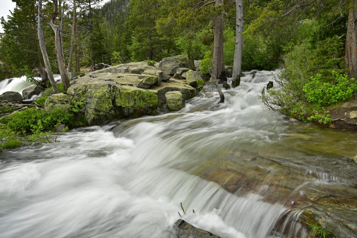 Eagle Falls  -  Lake Tahoe Basin National Forest, California